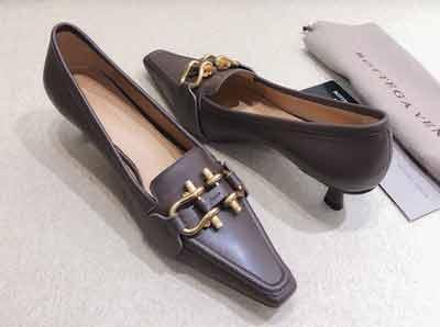 Bottega Veneta小红书网红爆款BV单鞋