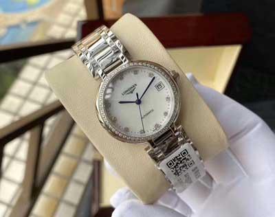 最迷人浪琴-LONGINES心月系列女士机械手表