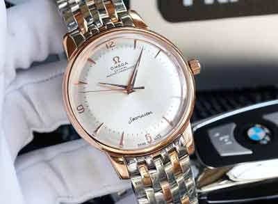 欧米茄巴塞尔珠宝钟表展新款高档大气商务男表