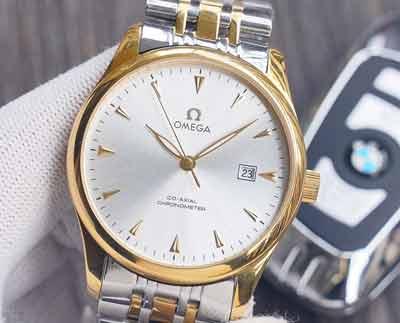 世界名表 欧米茄OMEGA时尚进口8215自动机械男士手表