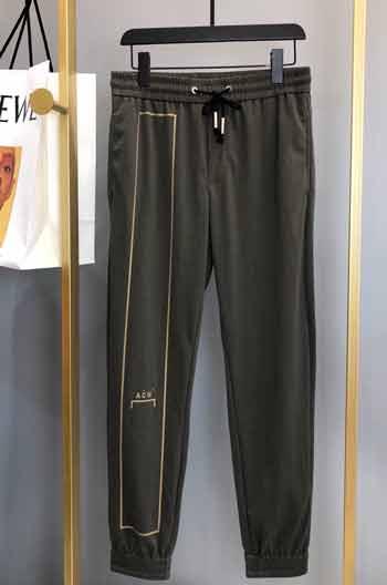 小众潮牌ACW冷墙限定款薄款休闲束口裤