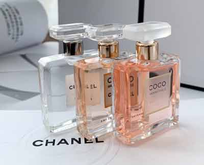 CHANEL香奈儿五号之水摩登可可馥郁可可圣诞三件套盒香水