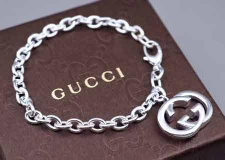 正品Gucci双G互式标志男女同款手链